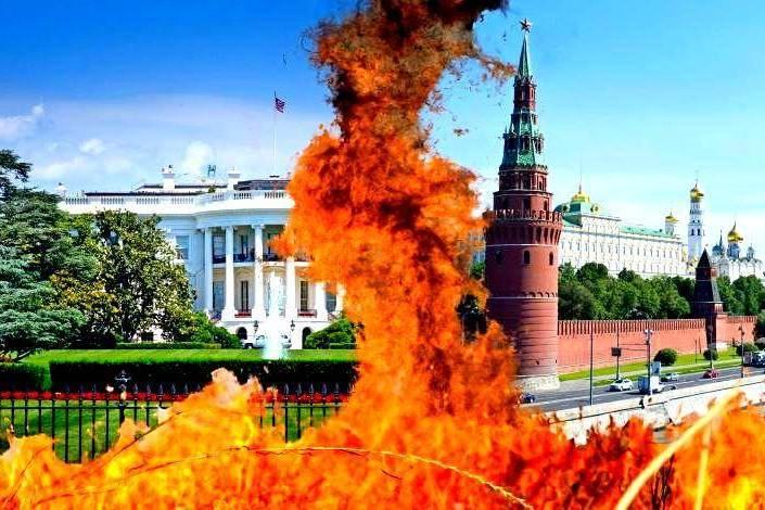 Россия против США: «закон та…