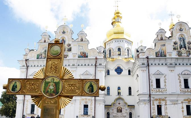 Религиозные войны: «Настал черед Украины»