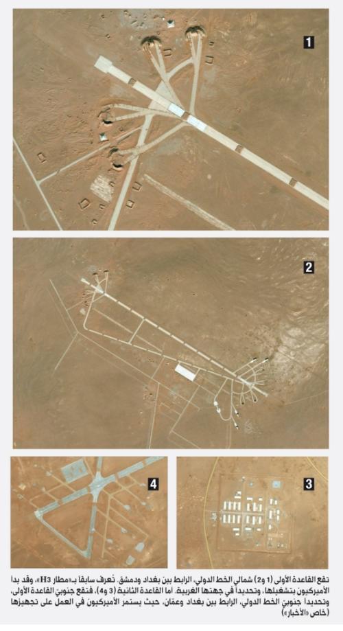 Новые американские базы в Ираке