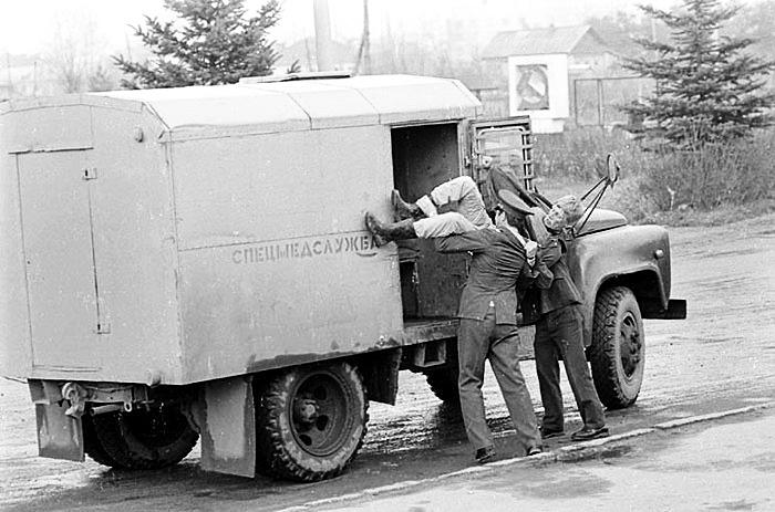 Как работали вытрезвители в СССР