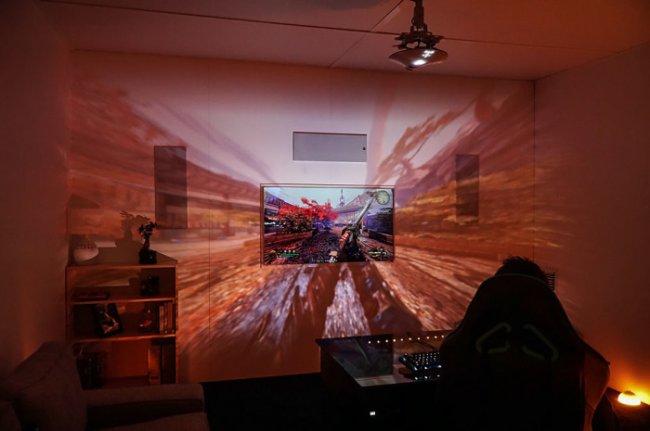 Новый уровень виртуальной реальности (5 фото + видео)