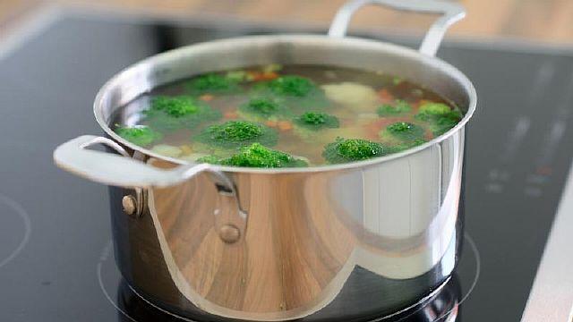 Самые здоровые способы готовки
