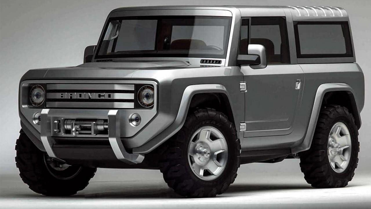 Ford возродит внедорожник Bronco