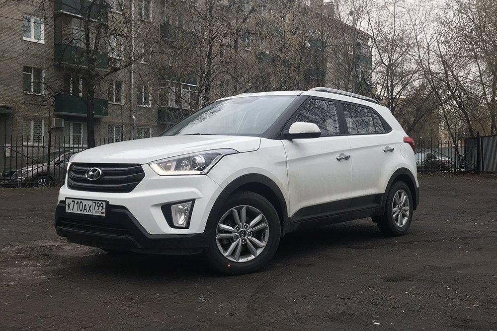 Hyundai Creta: Есть ли смысл…