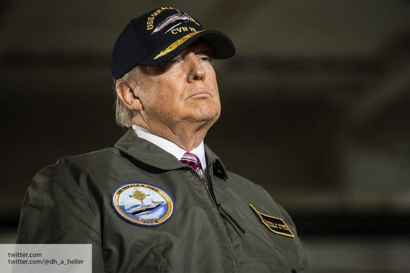 Трамп готов привлечь армию д…