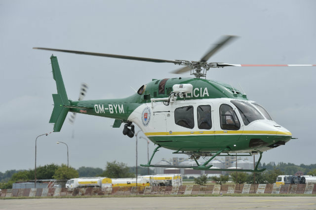 США планируют поставить Словакии девять вертолетов Bell 429