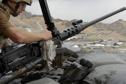 Британец убил командира ИГ пулеметом со снайперской дистанции 29