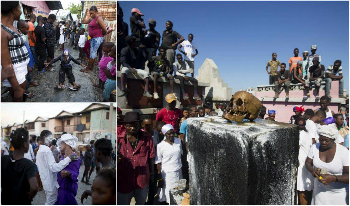 Фестиваль вуду на Гаити