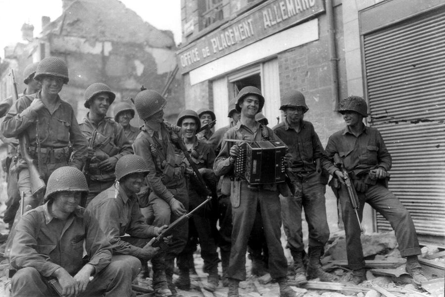 50 млн презервативов в месяц для армии США в Европе 1945-го