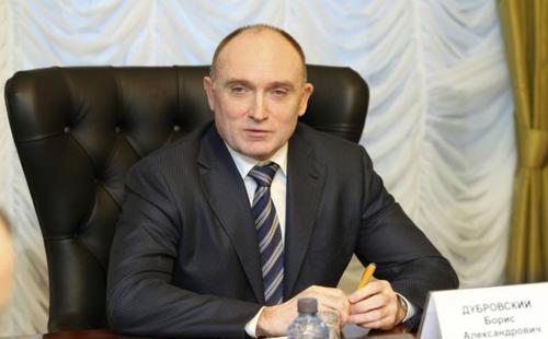 Борис Дубровский: Я хотел бы избираться на новый срок