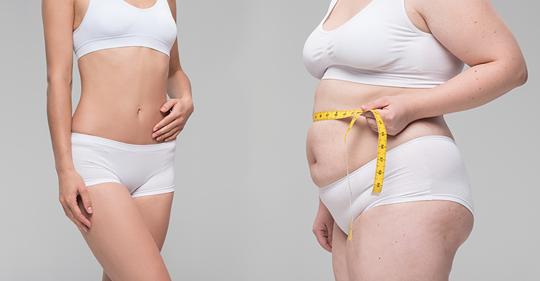 15 видов пищи для похудения в области живота