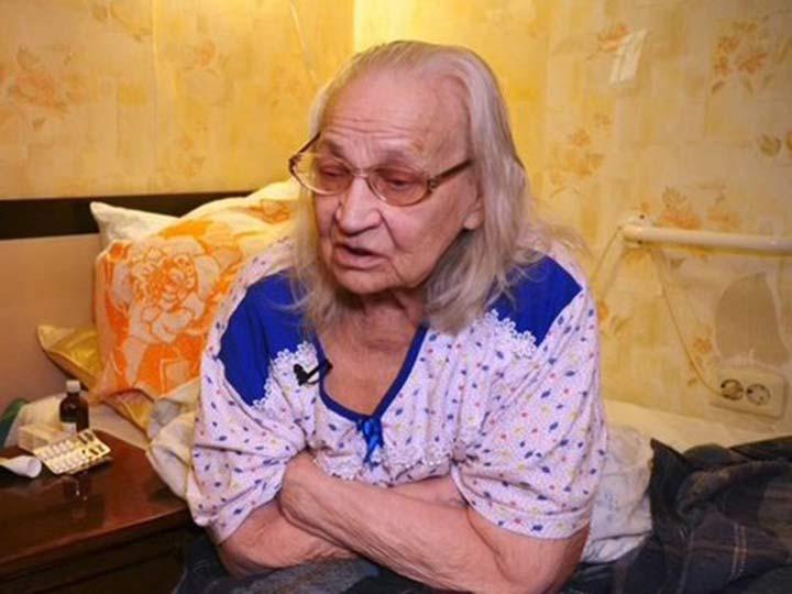В бой идут одни старики! 90-летняя бабушка из России вступает в игру