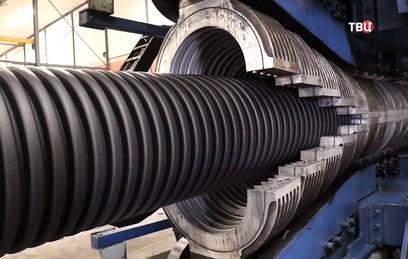 Полимерная фабрика а Сирии увеличила производство на 20%