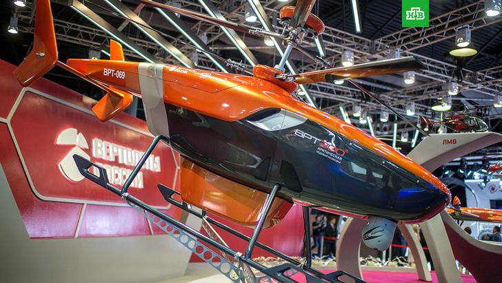 Начаты испытания разведывательно-ударного беспилотного вертолета грузоподъемностью до 150 кг