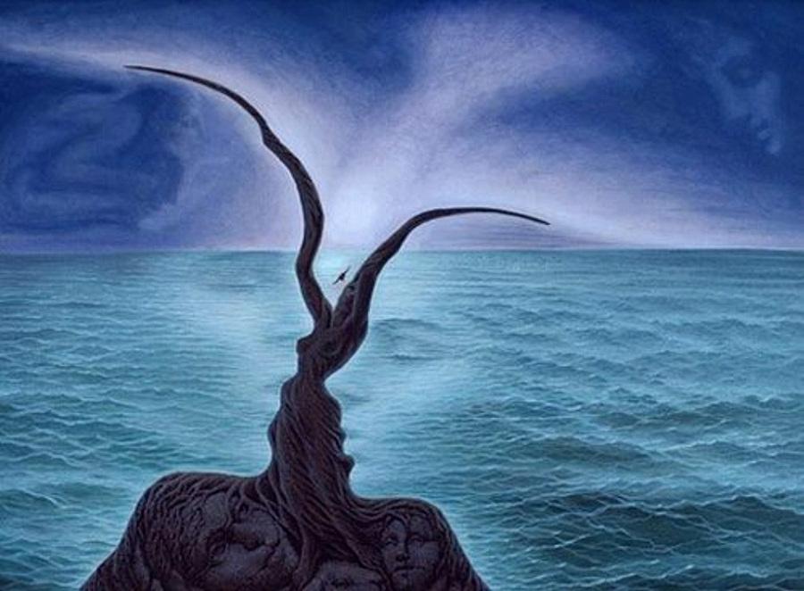 Картины художника Октавио Окампо 3