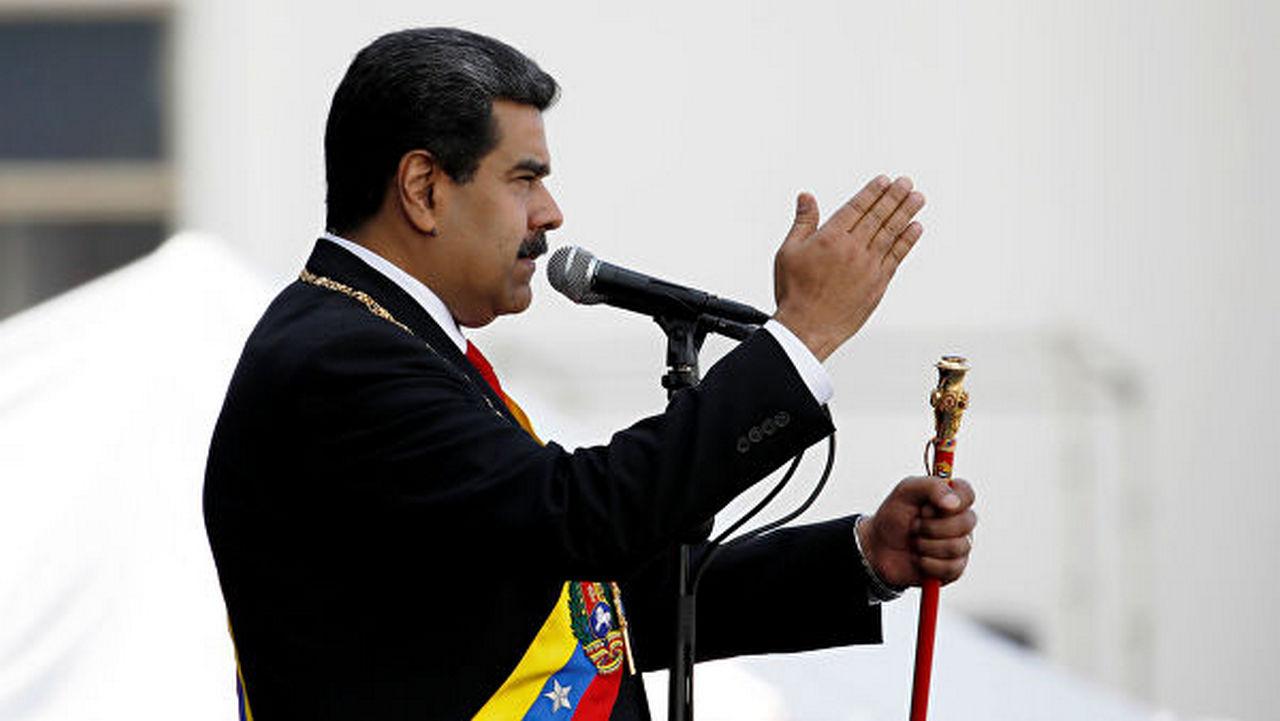 Россия спасает Венесуэлу от США