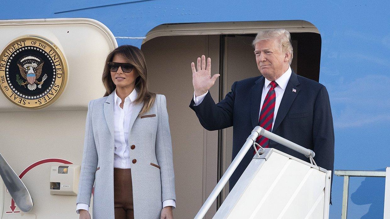 Трамп пообещал пресекать любые попытки вмешательства в выборы в США