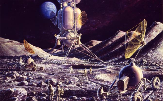 Отец С-300 и С-400 стал королем космоса