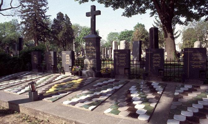 Самые знаменитые кладбища мира