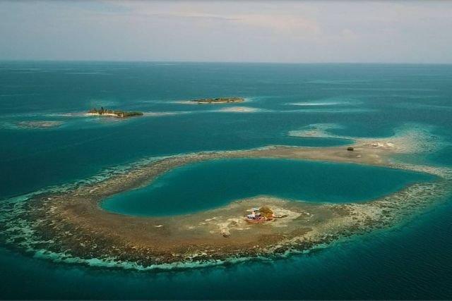 В Карибском море сдается в аренду необитаемый остров