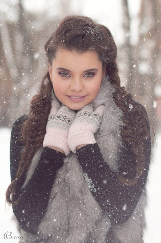 Зимнее очарование