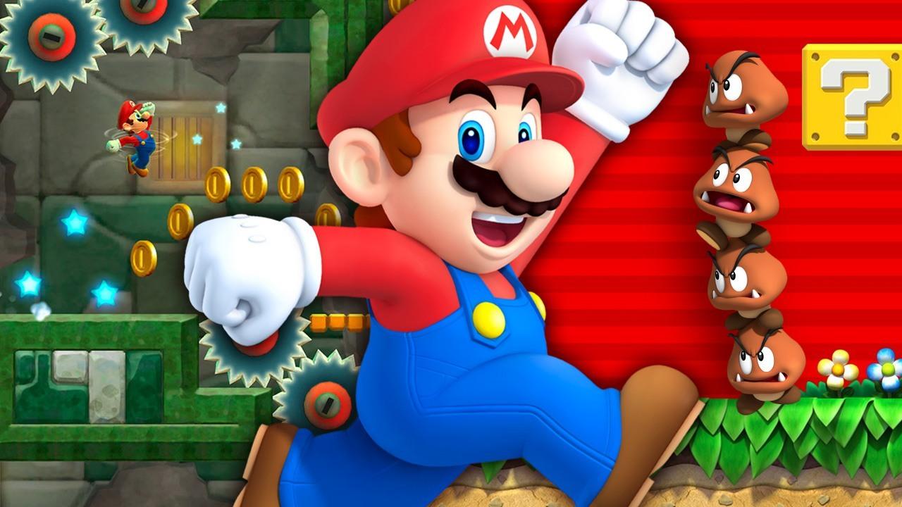 Разработчик перенес игру Super Mario в дополненную реальность