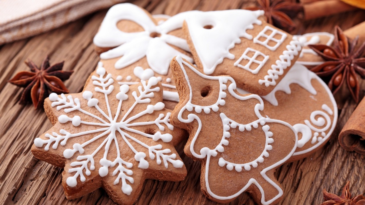 Глазурь для украшения имбирного печенья