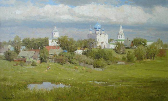 художник Вячеслав Плотников картины – 01