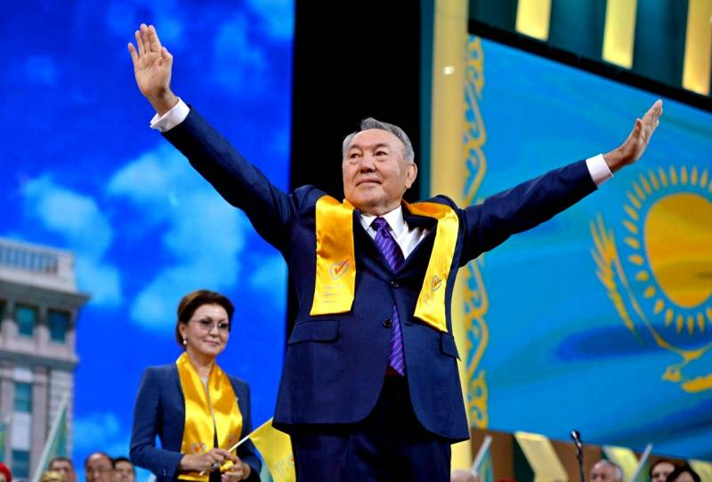 Будущий президент Казахстана…