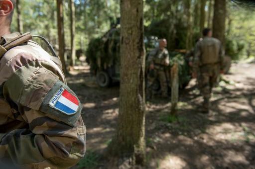 """Французская армия в Эстонии учится противостоять """"российской угрозе"""""""