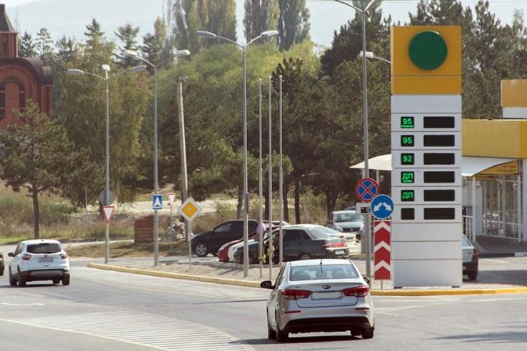 Цены на бензин в Крыму снизи…