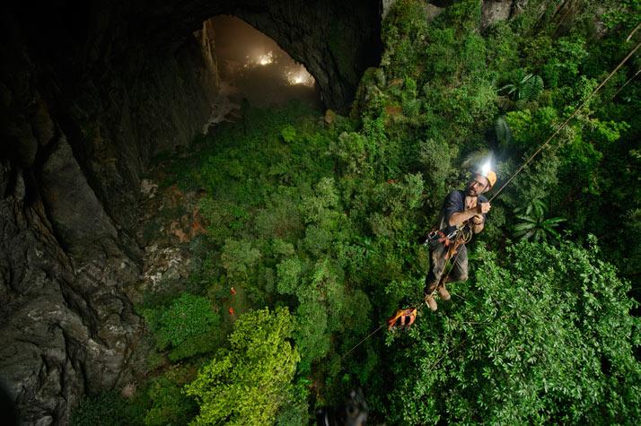 Восьмое место: пещера Ханг Сон Донг.