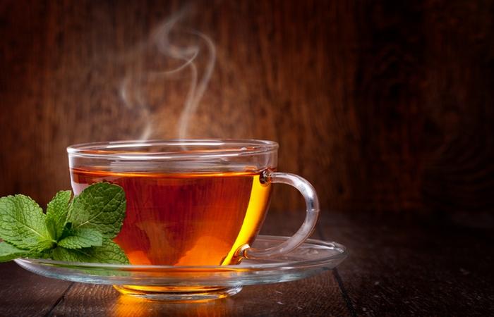Польза черного чая: снижение риска развития диабета.