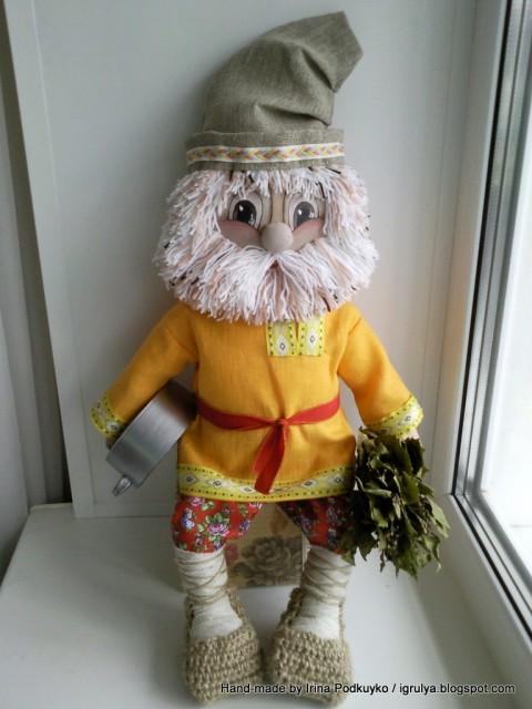 Кукла банник своими руками мастер класс