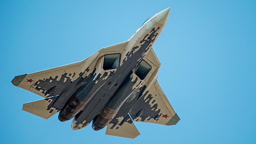 Беспилотный Су-57: какими во…