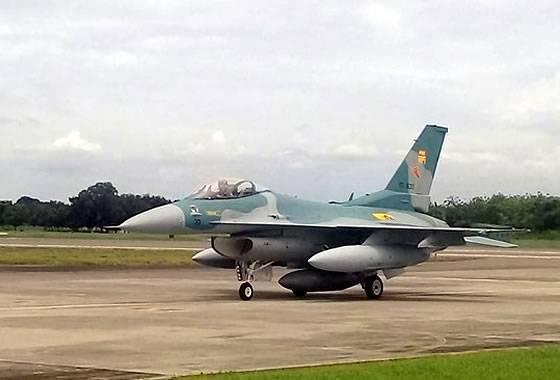 США завершают поставку F-16 индонезийским ВВС