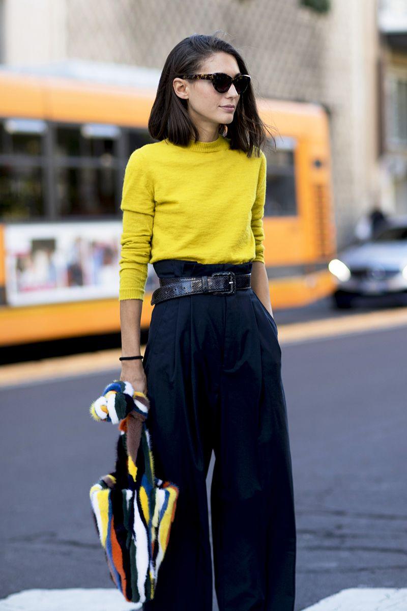 модные тенденции осени-2018 для женщин