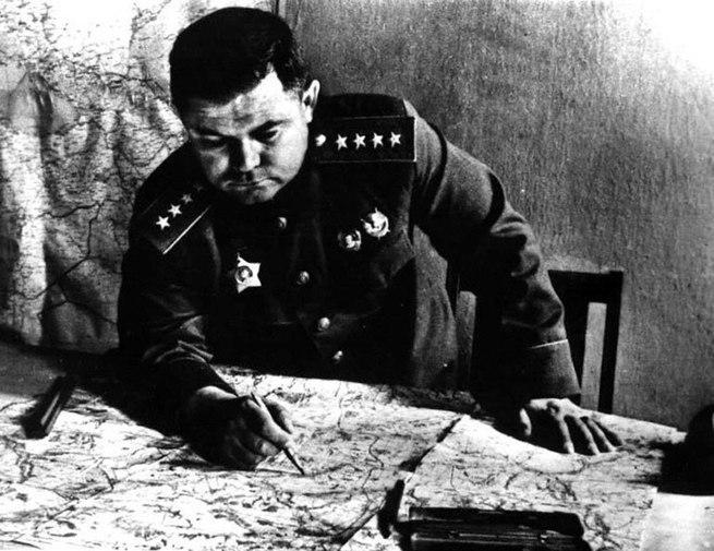 Николай Ватутин - советский …