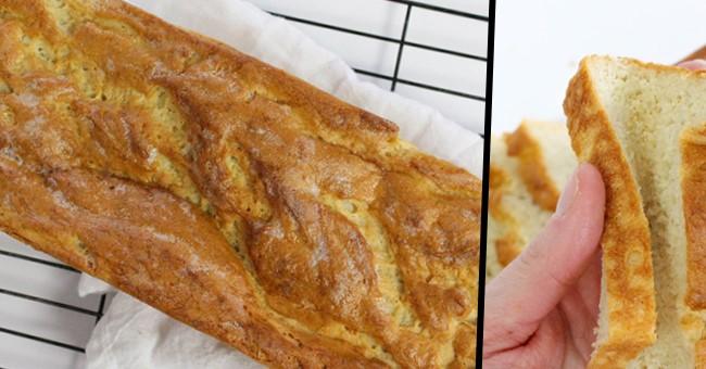 Домашний хлеб из закваски: для контроля уровня сахара в крови, который не повредит ваш кишечник
