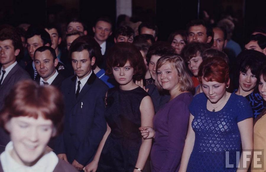 Как жила советская молодёжь в 1967 году. Снимал американский фотограф Билл Эппридж 7