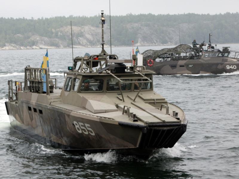 Saab приобрела строителя катеров Combat Boat 90