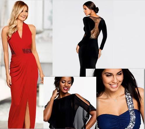 Вечерний наряд — особое платье для особого случая