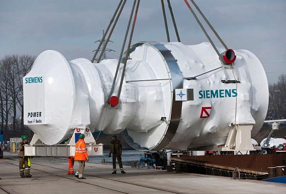 Суд решил неналагать арест напоставленные вКрым турбины компании Siemens