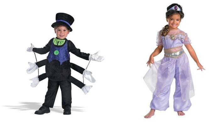 Новогодний костюм своими руками для девочки из подручных материалов