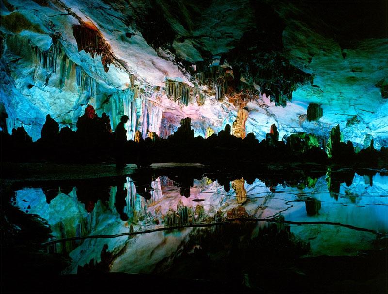 Четвертое место: Пещера тростниковой флейты.