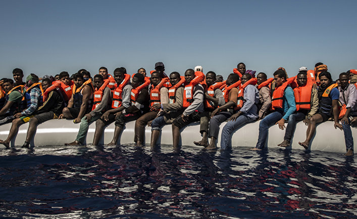 Виноваты русские. «Новая Европа» отказывается от мигрантов с Востока
