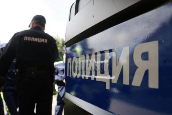 В Севастополе полицейские ор…