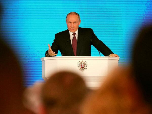Смысл послания Владимира Пут…
