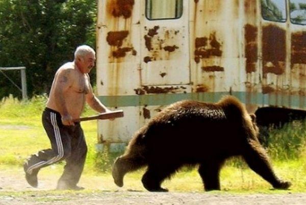 Жители российского города пр…