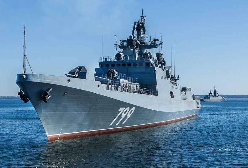Испытания «Адмирала Макарова» подходят к концу